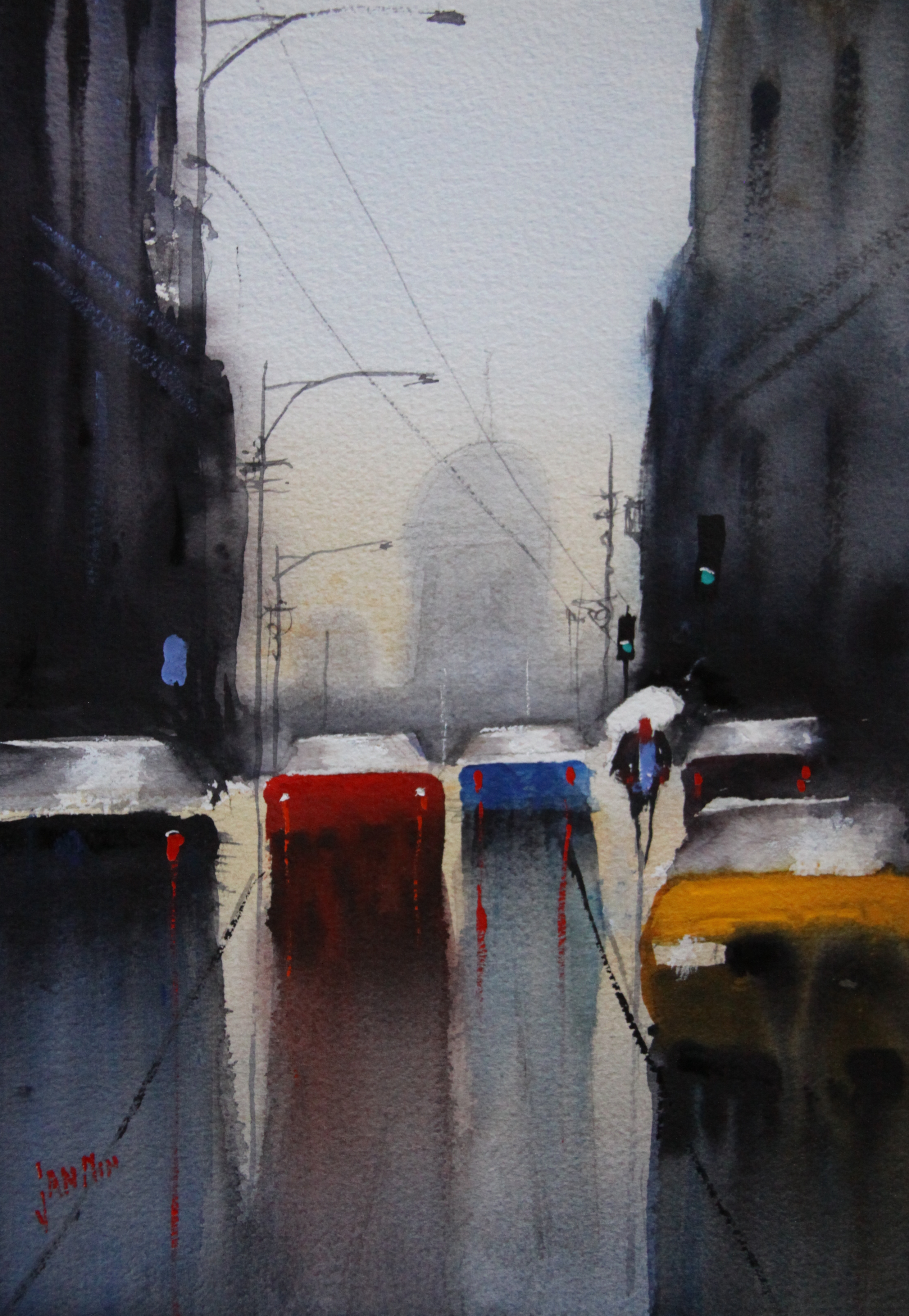 red,yellow and blue, New York:Janb Min:60 x 40 :€ 975cmJPG