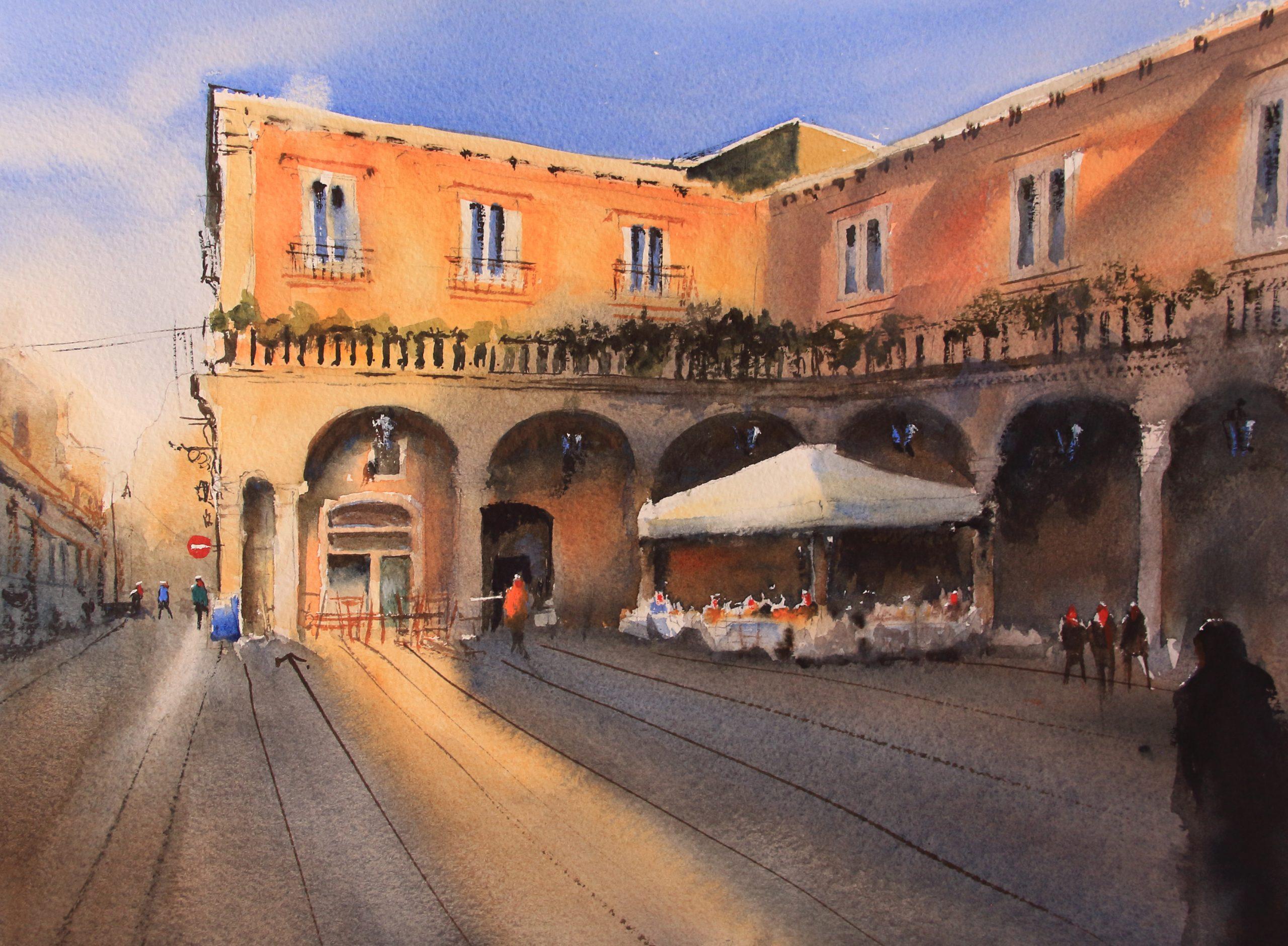 licht in Catania