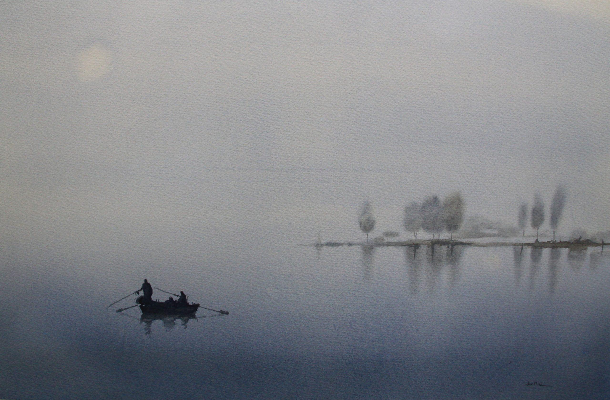 Misty fishing 3